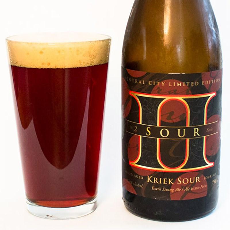 Beer Me BC - Central City Sour Kriek