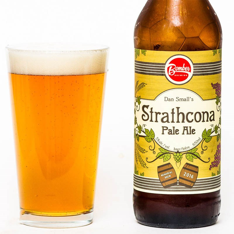 Beer Me BC - Dan Small Strathcona Pale Ale