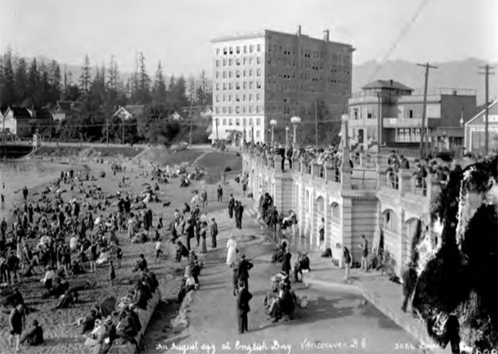 R. Broadbridge photo, Vancou- ver Public Library VPL 9426.