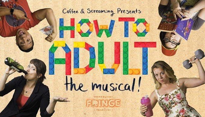 How To Adult: The Musical