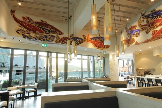 Photo courtesy: Miku Waterfront Restaurant