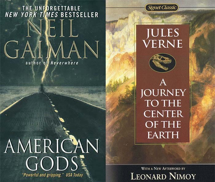 American Gods | A Journey to the Center of the Earth