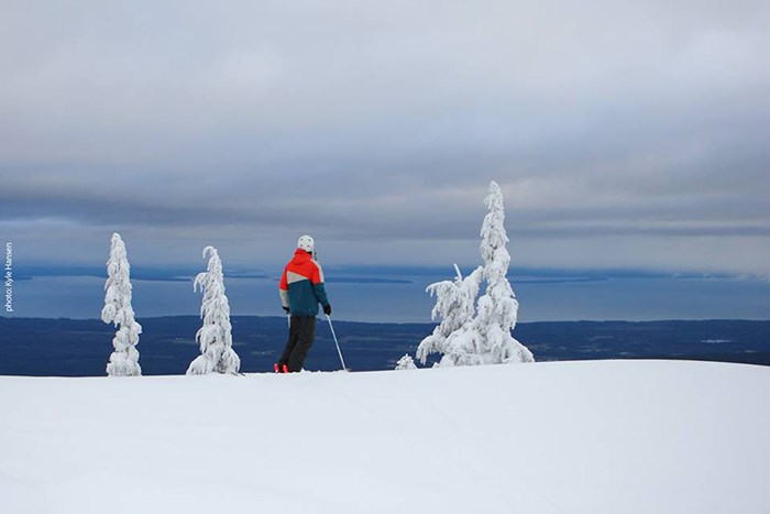 Mount Washington - Photo: Kyle Hansen.