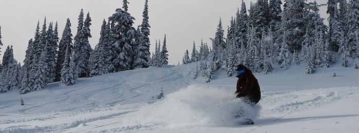 Photo: Sun Peaks Resort.