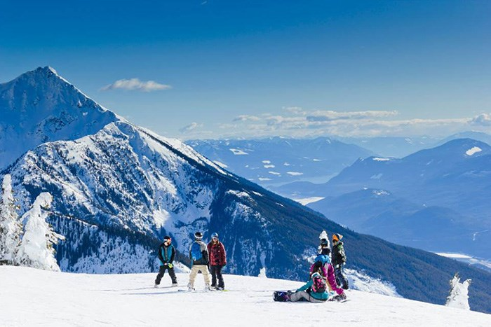 Photo: Revelstoke Mountain Resort.