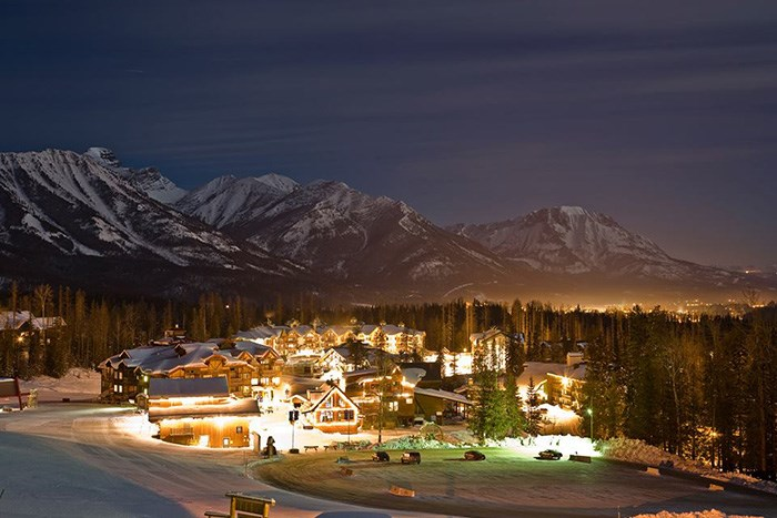 Photo: Fernie Alpine Resort.