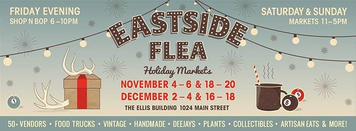 Eastside Flea Holiday - 2016