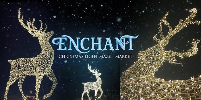 Enchant Maze 2016