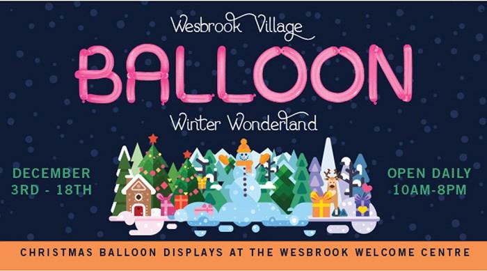 Westbrook Village Balloons