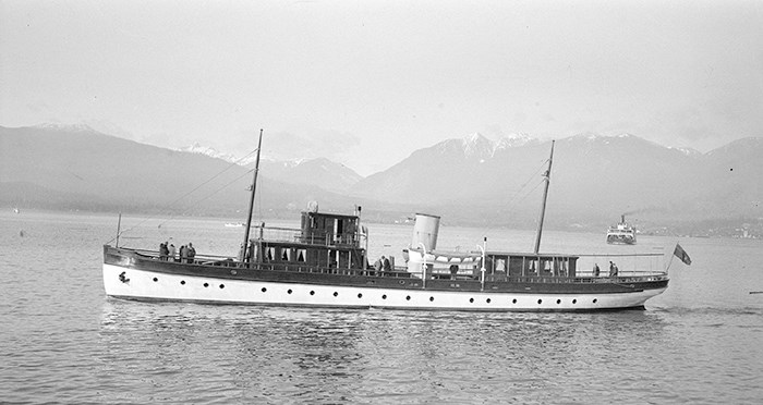 City of Vancouver Archives, CVA 447-2508. Photo Walter E. Frost