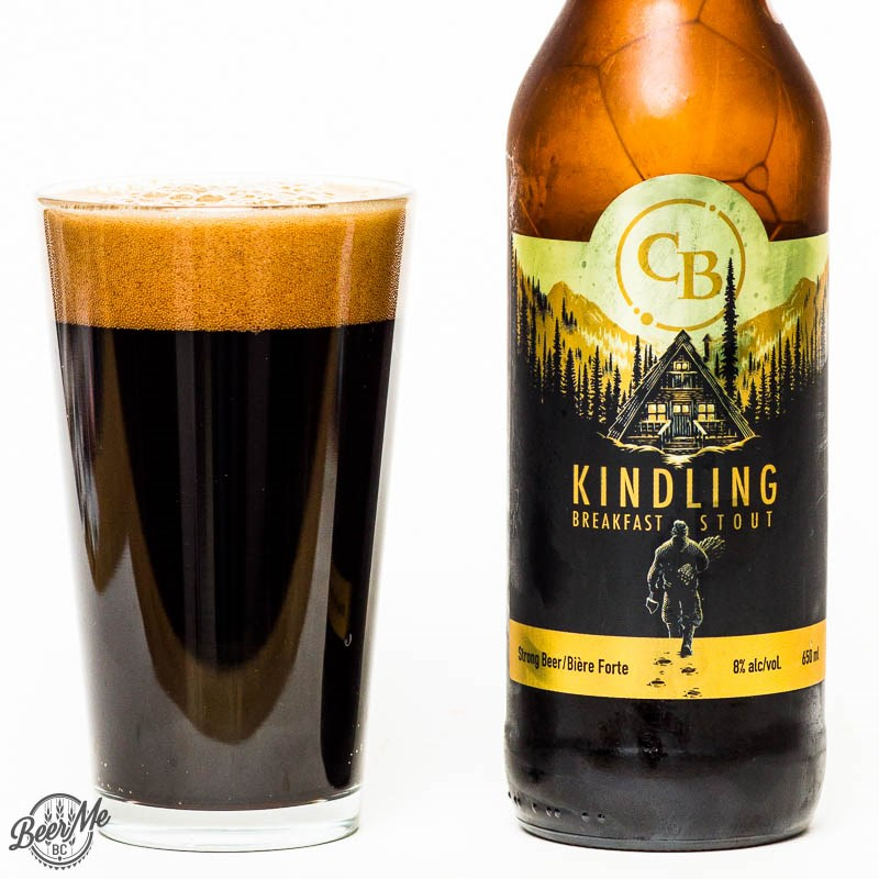 Beer Me BC - Cannery Kindling Breakfast Stout