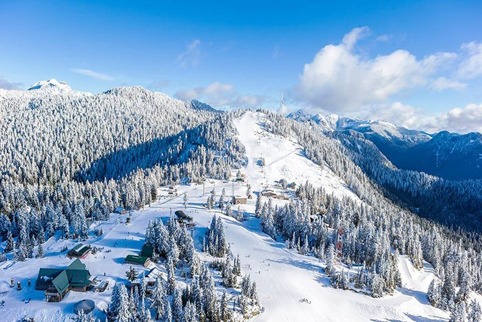 Grouse Mountain is set to officially open for the season on Saturday, Nov. 30, 2019. Photo: Grouse Mountain Resort/V.I.A. file photo
