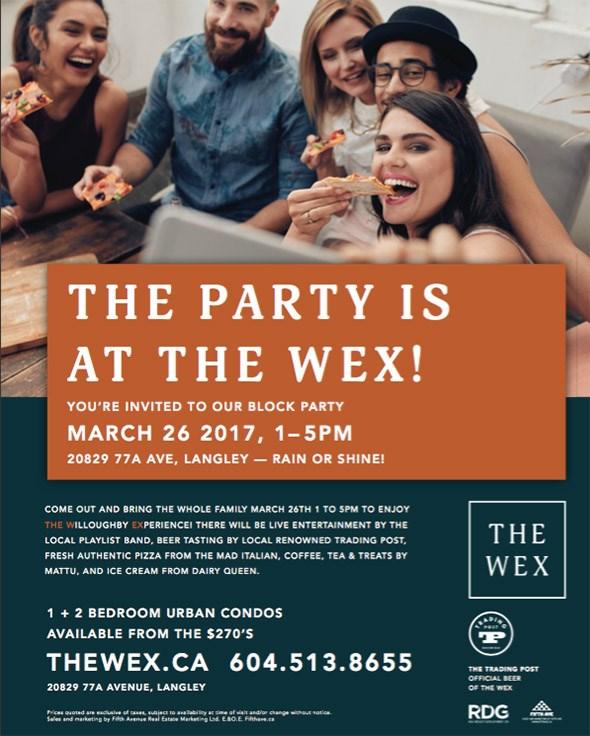Wex Block Party