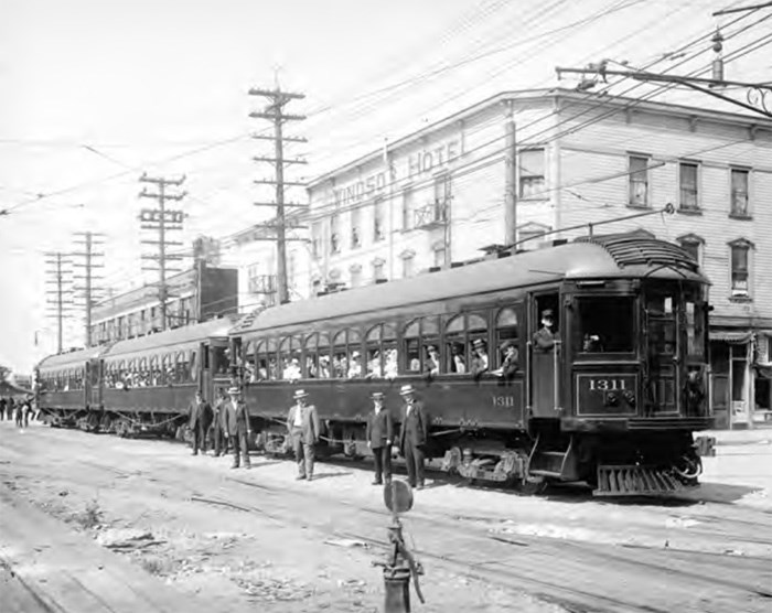 City of Vancouver Archives, LGN 1161. Photo BC Electric Railway Company photographer.