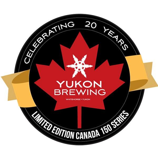 Yukon Breweru's Canada 150 Pack