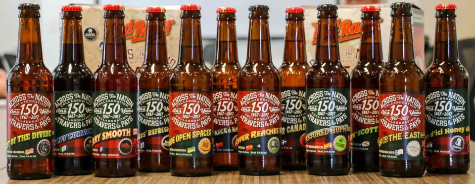 Red Racer Across The Nation Collaboration Beers