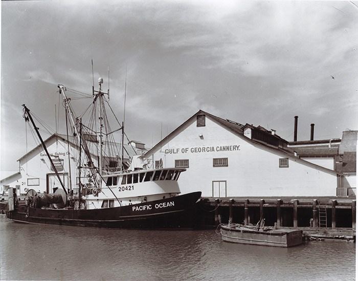 Gulf of Georgia Cannery.