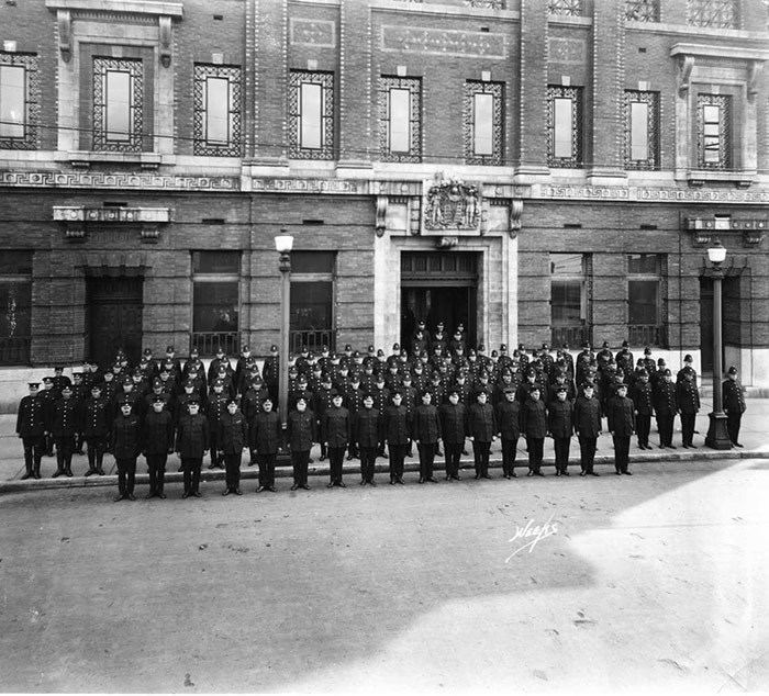 Photo: Vancouver Police Museum.