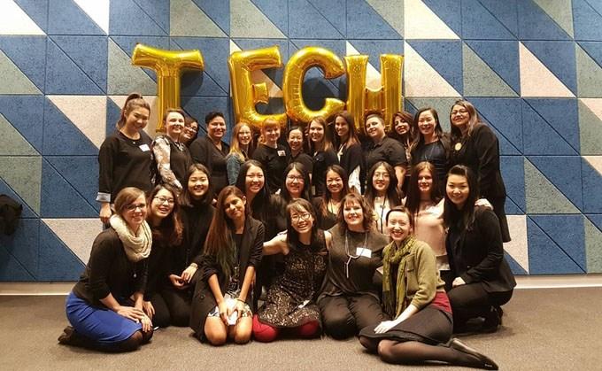 Tech Summit - Women in Tech Week 2017