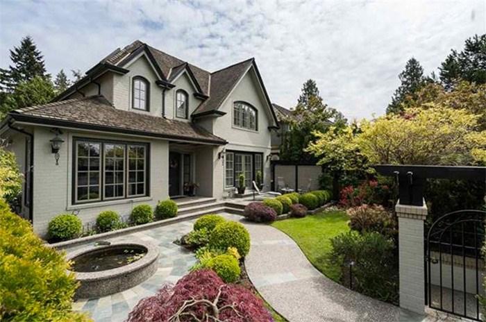4 bedrooms in Kerrisdale. $4.5 million. Faith Wilson, Faith Wilson Group