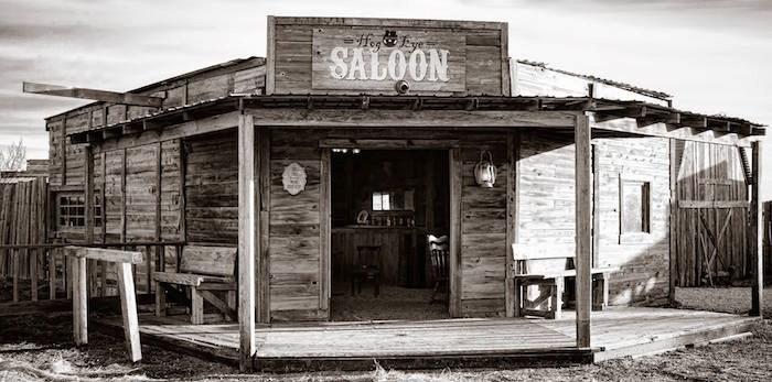 East Van Showcase - Haunted Saloon (