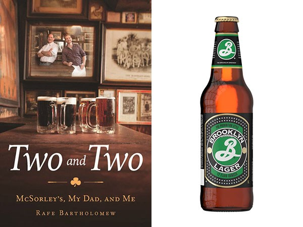Two and Two | Brooklyn Lager