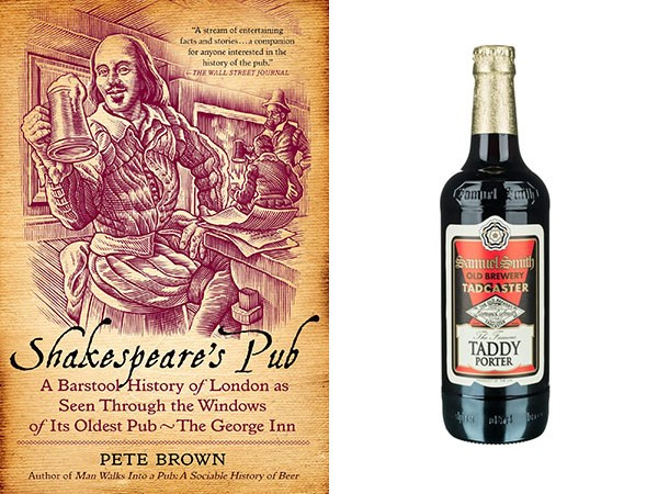 Shakespeare's Pub | Famous Taddy Porter