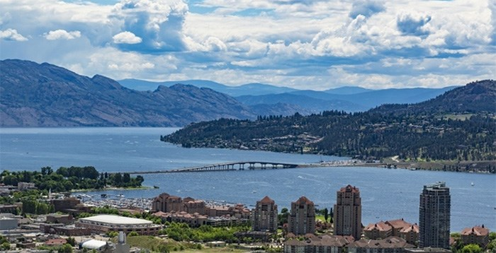 Kelowna: the biggest city in B.C.'s Okanagan is also our No. 1 pick for real estate investors in 2018. | Submitted