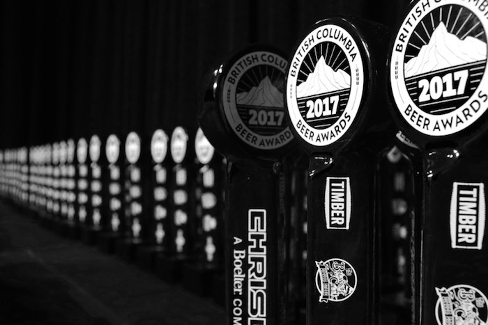 A total of 879 beers were entered by almost 100 breweries for this year's awards. (Photograph By JAN ZESCHKY)