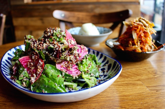 Photo: Aki's Salad (Lindsay William-Ross/Vancouver Is Awesome)
