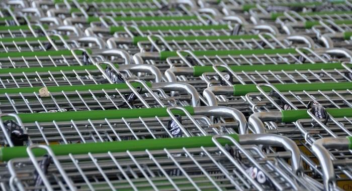 Shopping carts/Pixabay