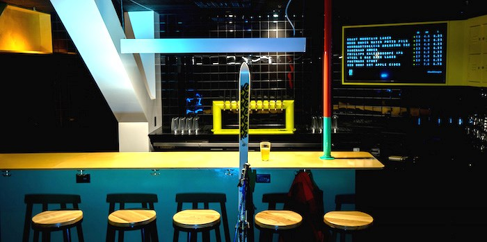 HandleBar Cafe and Apres/