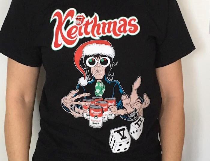 Keithmas/