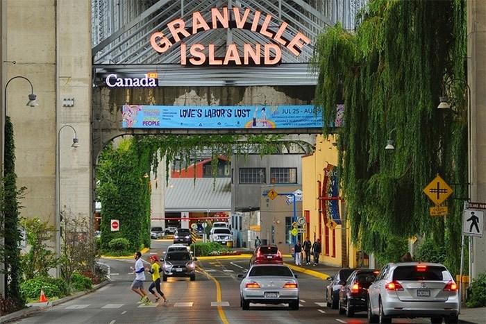 Photo Dan Toulgoet, Vancouver Courier