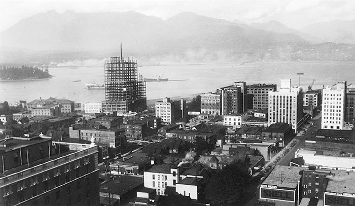 Photo courtesy Vancouver Archives Item: