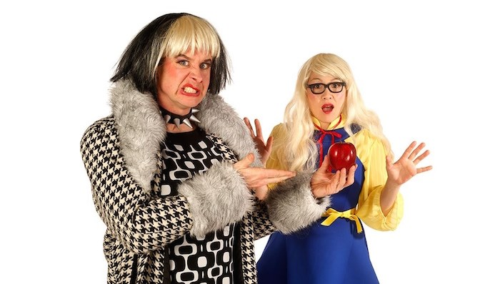 East Van Panto presents its outrageous take on Snow White at the York Theatre from Nov. 29 to Jan. 6.