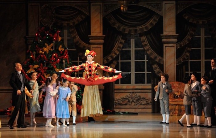 The GOH Ballet presents its traditional rendition of the Nutcracker at The Centre Dec. 14 to 19.