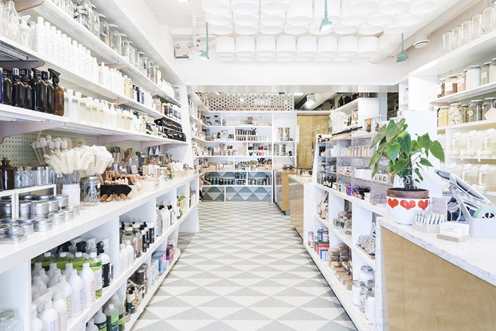 Photo courtesy The Soap Dispensary & Kitchen Staples