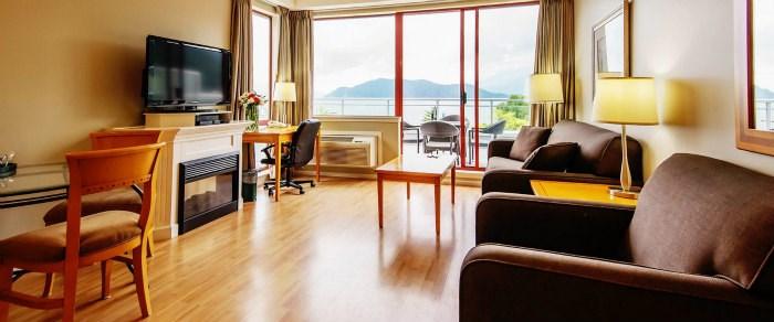 Junior Suite/Harrison Hotel