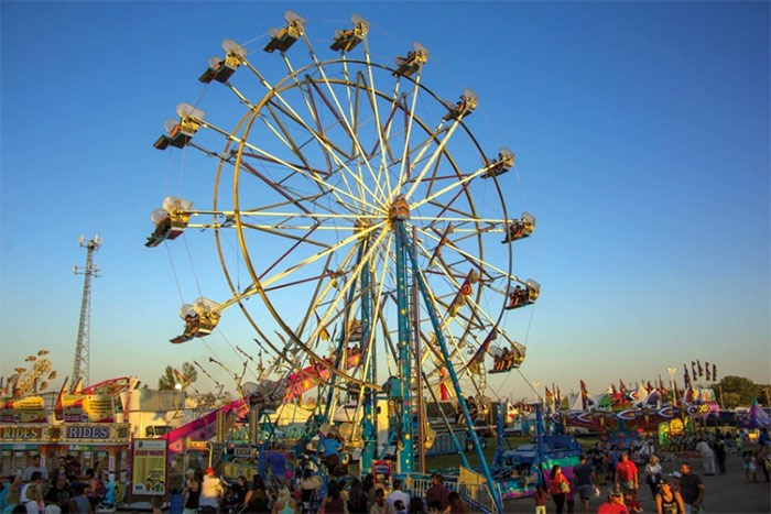The ride coming to North Vancouver's Christmas Festival will be run by West Coast Amusements. photo supplied