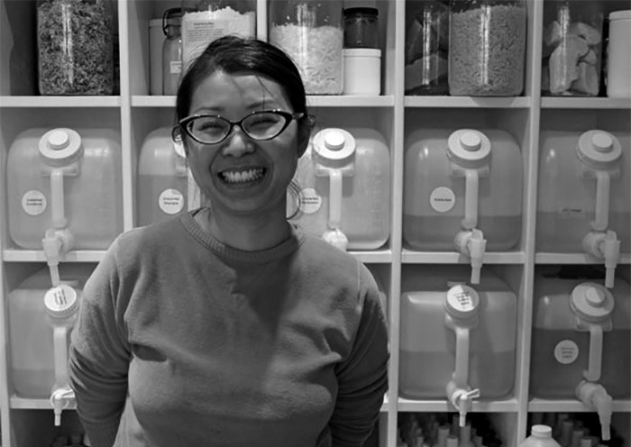 Linh Truong of The Soap Dispensary