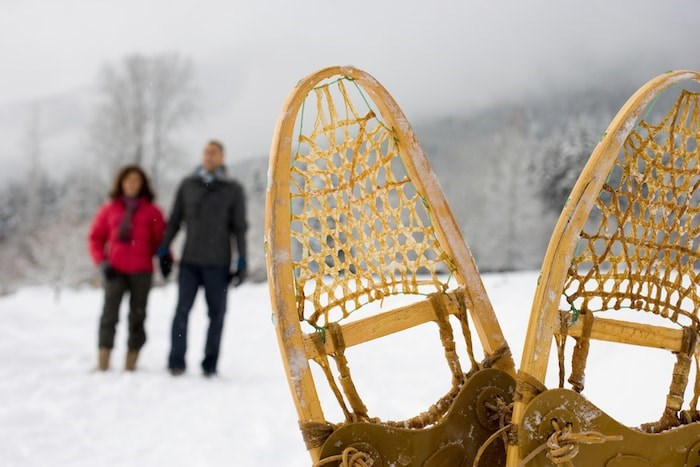 Snowshoes/Shutterstock