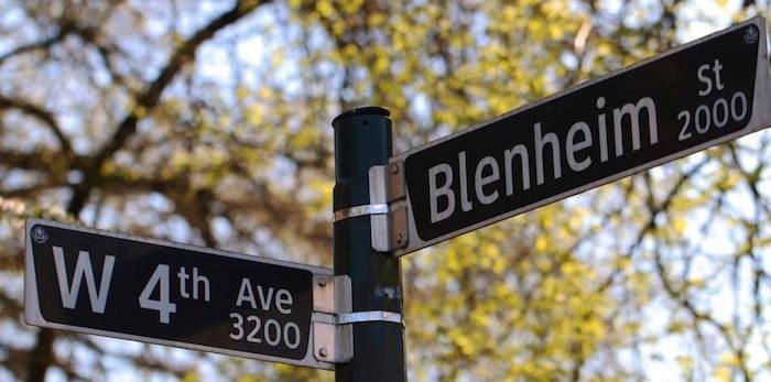 The Blenheim Pub/