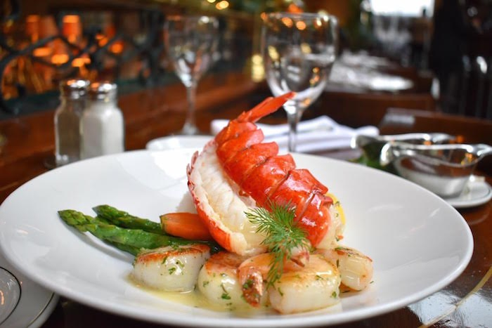 Joe Fortes in Vancouver is known for their seafood. Photo by Ainsleigh Christie/courtesy Joe Fortes