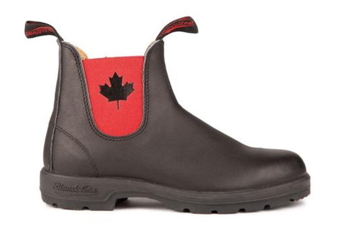 Limited Edition Canada 150 Eh! Blundstone boots