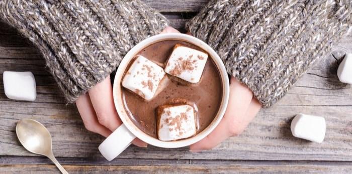 Hot chocolate/Shutterstock