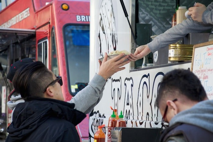 More than 20 food trucks are taking part in Street Food City, part of the Dine Out Vancouver Festival. (Photo: Street Food City)