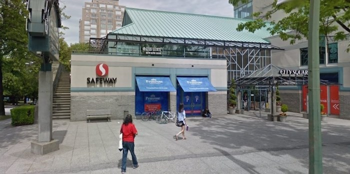 The Safeway at City Square in Vancouver is one of 10 locations set to close throughout the Lower Mainland.