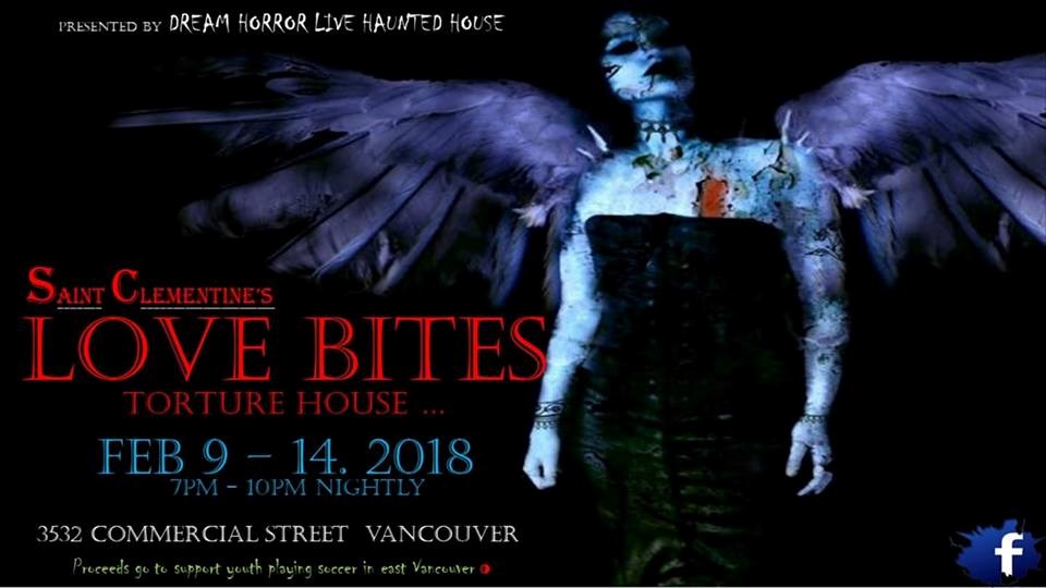 Photo: Love Bites Torture House Facebook