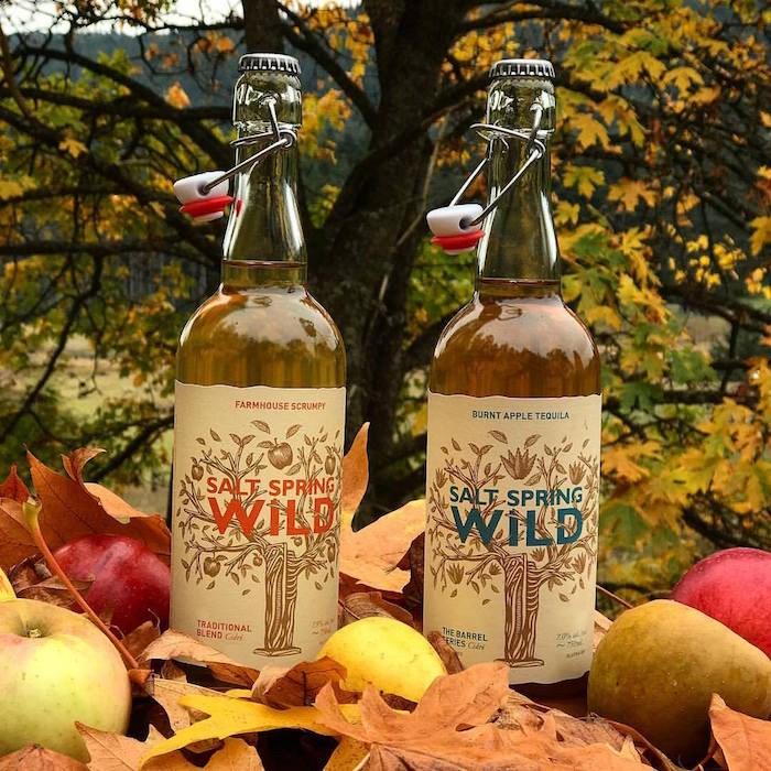 Salt Spring Wild Cider/Facebook